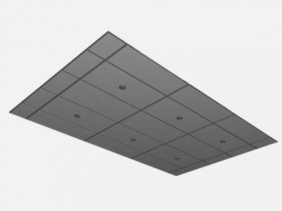 دیوار پوش و سقف کناف