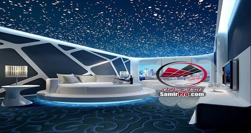 آسمان مجازی اتاق خواب