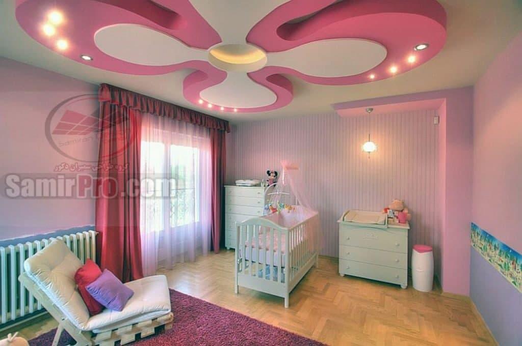 فروش سقف کناف اتاق کودک