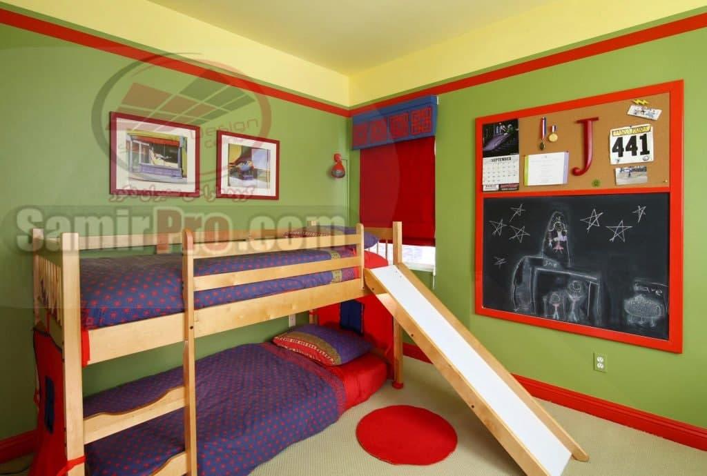 سقف کناف اتاق کودک