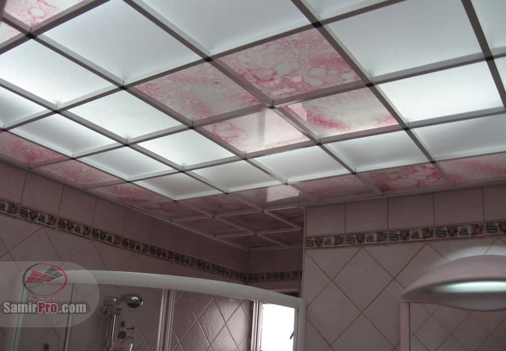 سقف کاذب پلکسی گلس