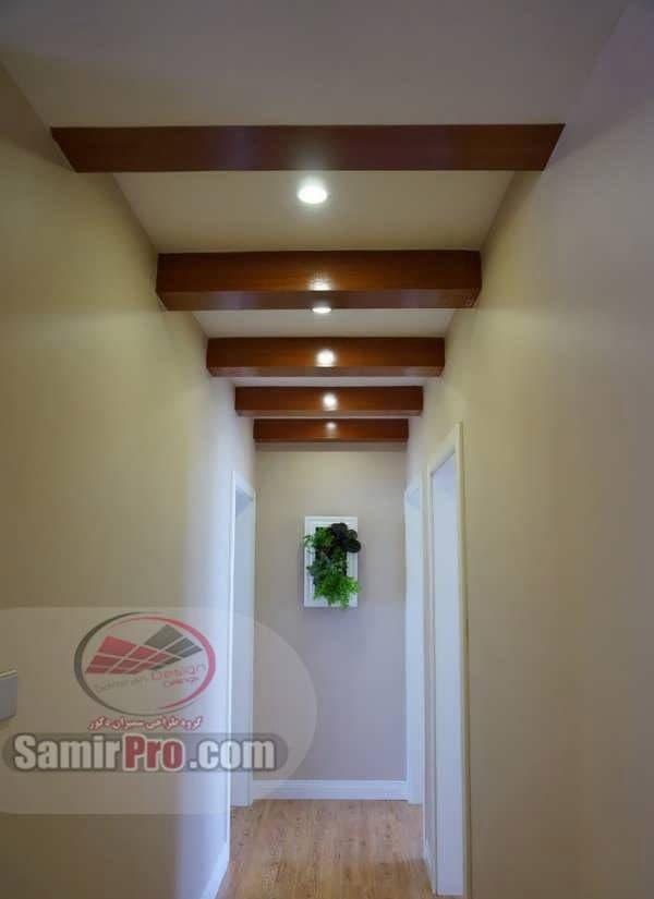 سقف کناف برای راهرو ساختمان