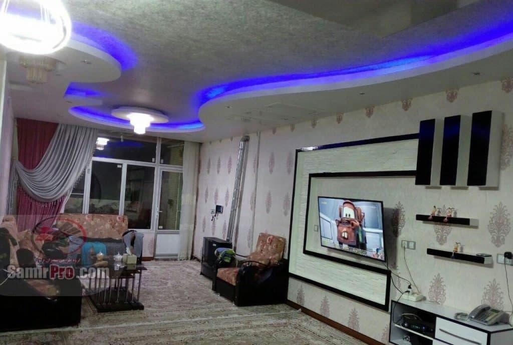 کناف سقف پذیرایی