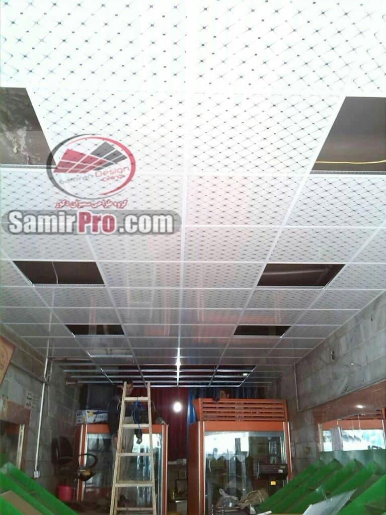 سقف کاذب 60 در 60