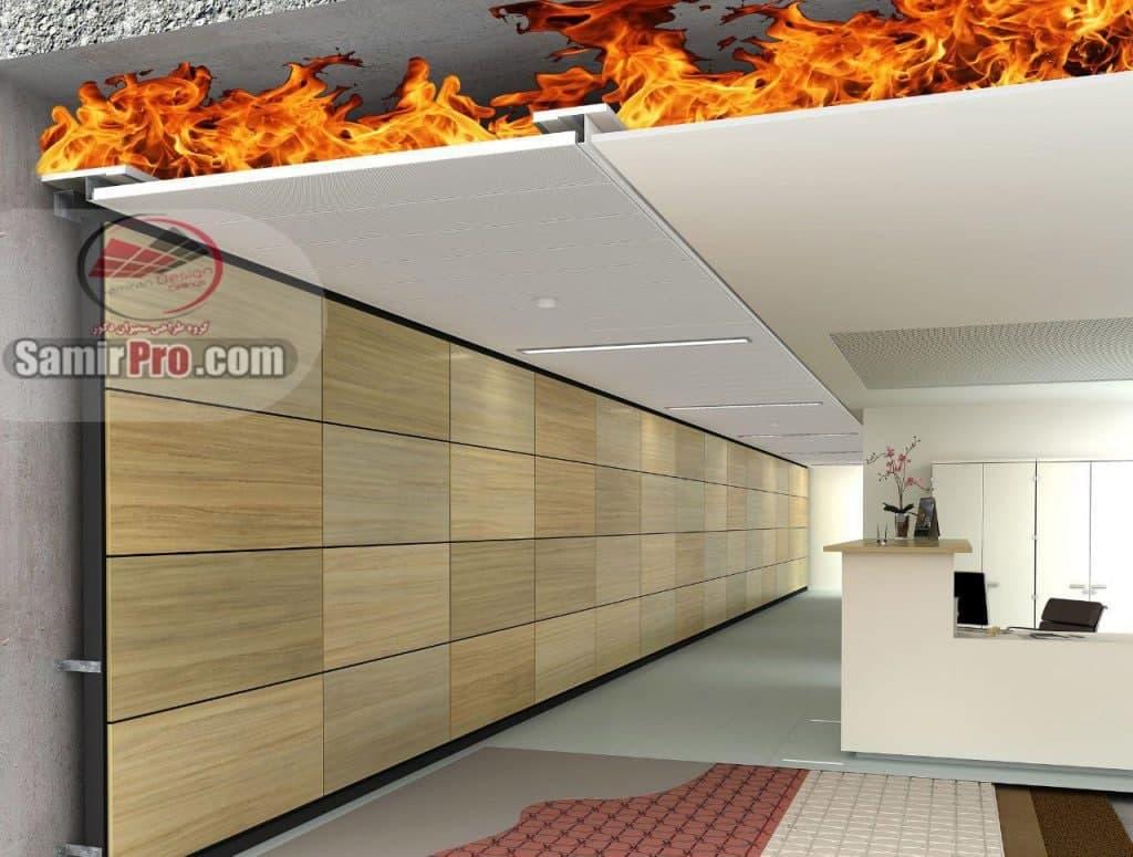 فروش سقف ضد حریق