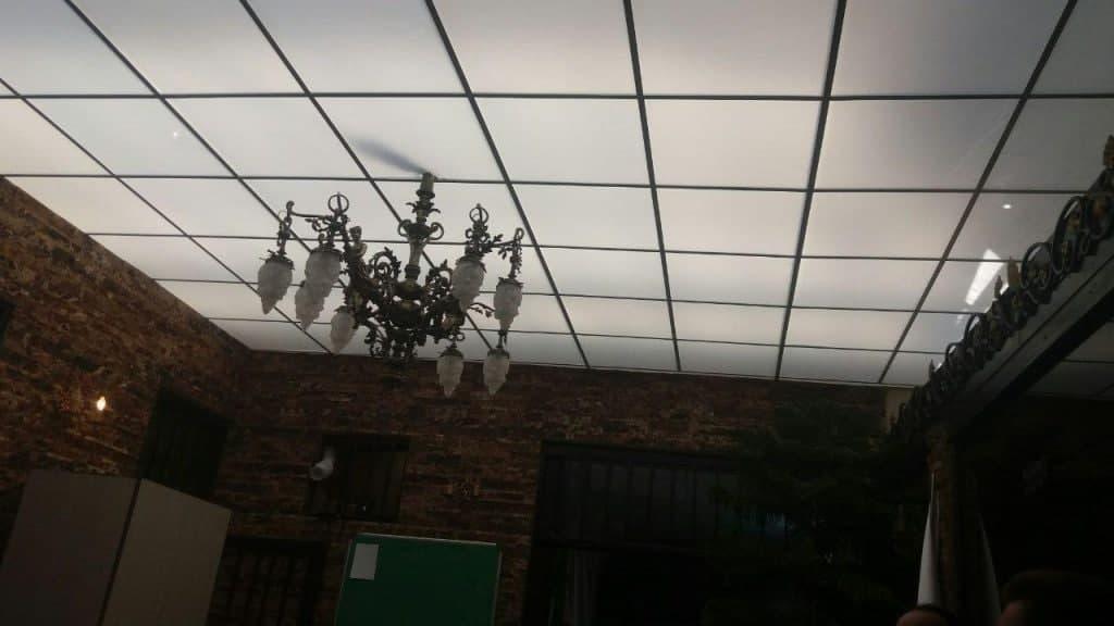 سقف کاذب طلقی