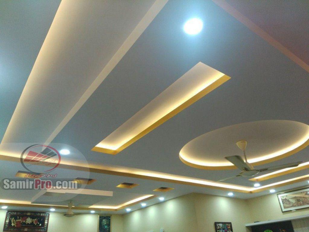 طرح جدید کناف سقف
