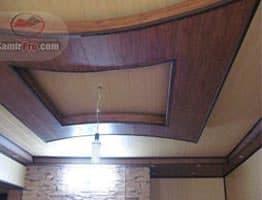 سقف پی وی سی