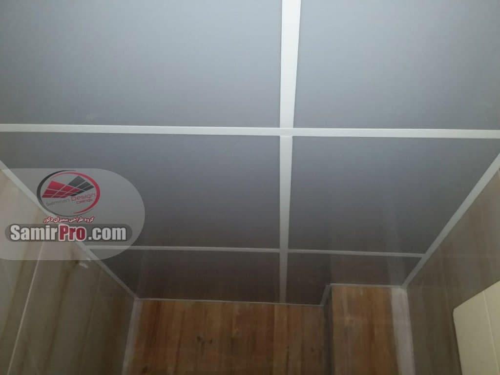 نصب سقف pvc
