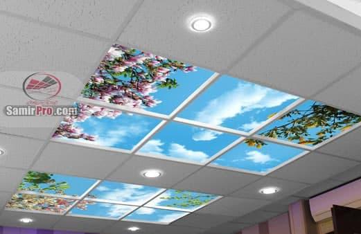 آسمان مجازی سقف آشپزخانه