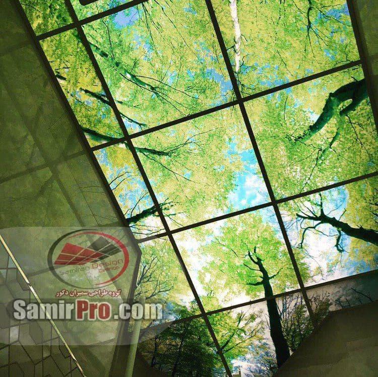 سقف کاذب سرویسهای بهداشتی