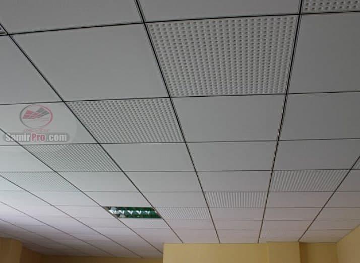 سقف گچ برگ
