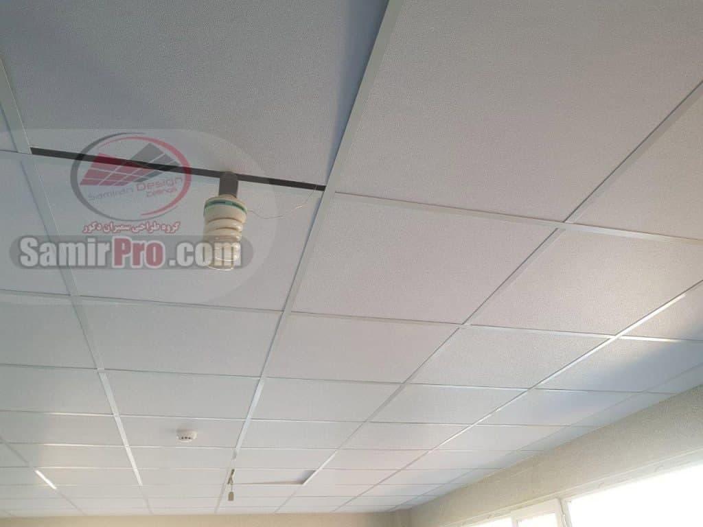 اجرای سقف گچ برگ