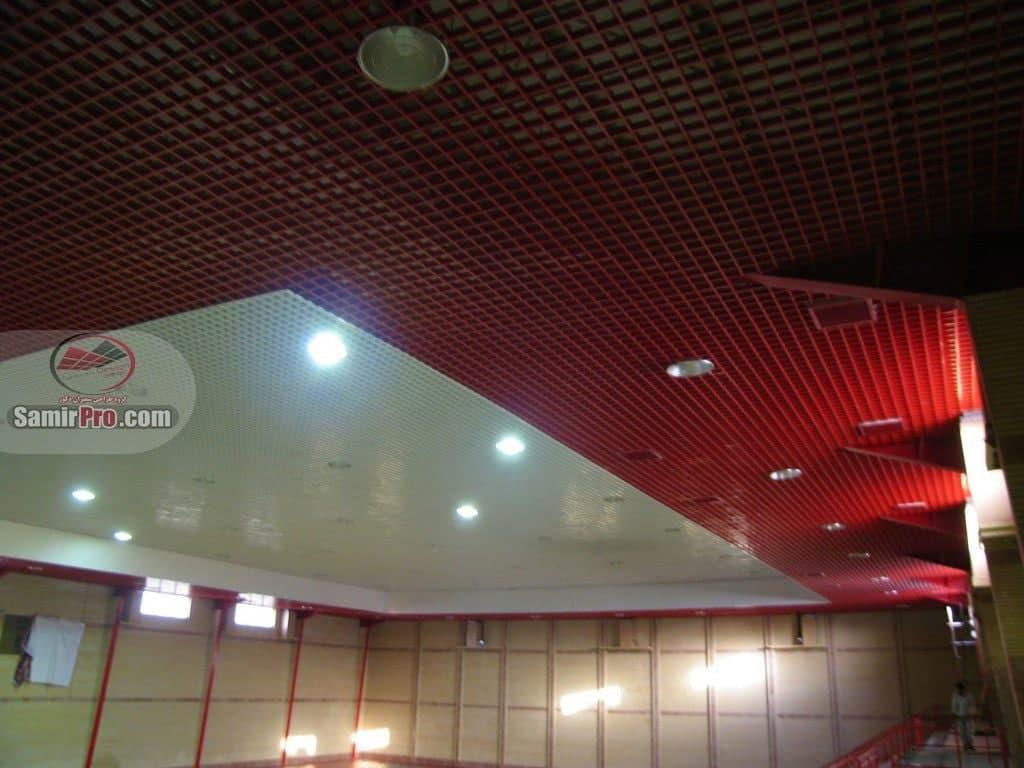 اجرای سقف گریلیومی