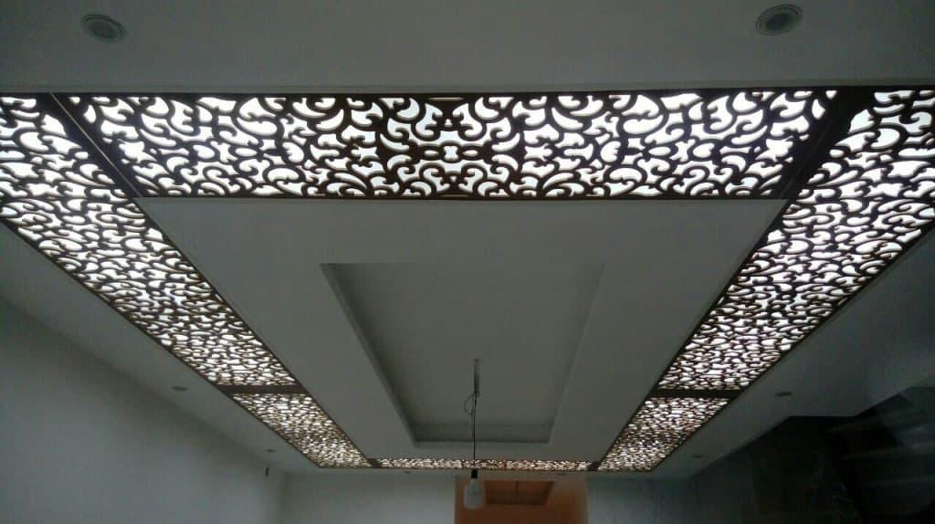 تولیدکننده سقف معرق