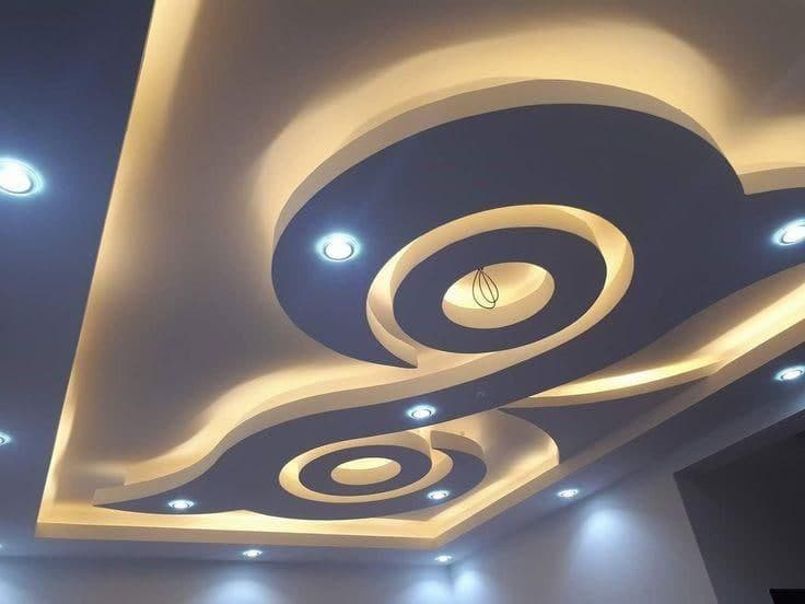 طرح سقف کناف