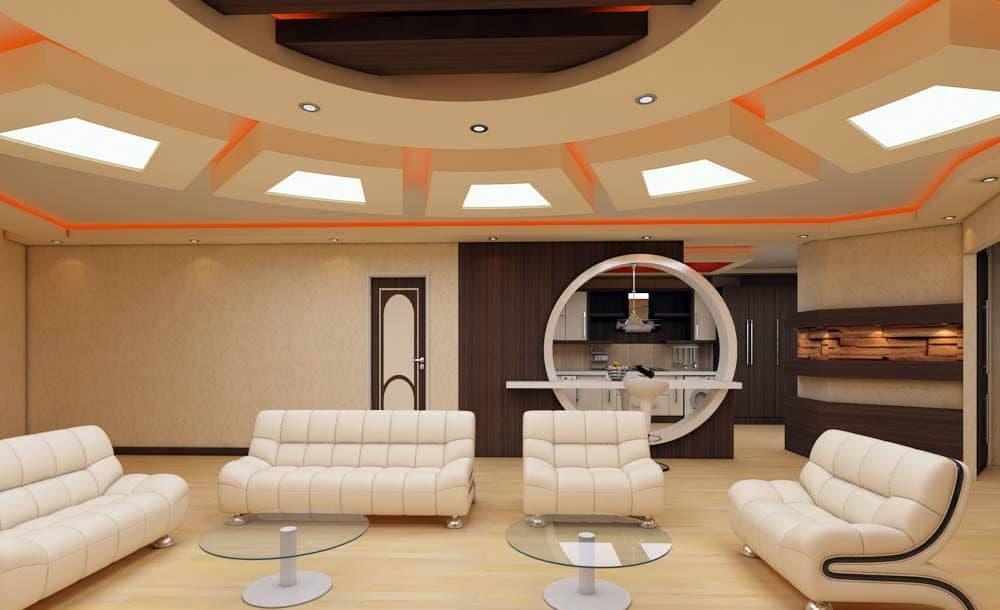 سقف کناف جدید