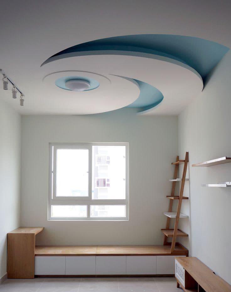 کناف سقف پذیرایی جدید