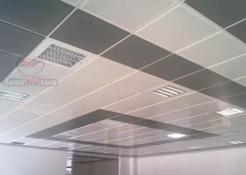 سقف کاذب گچبرگ