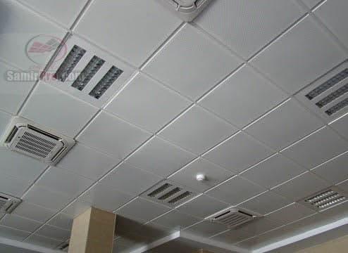 سقف مشبک 60در60