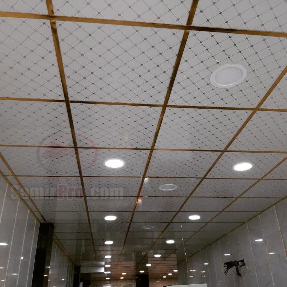 سقف pvc