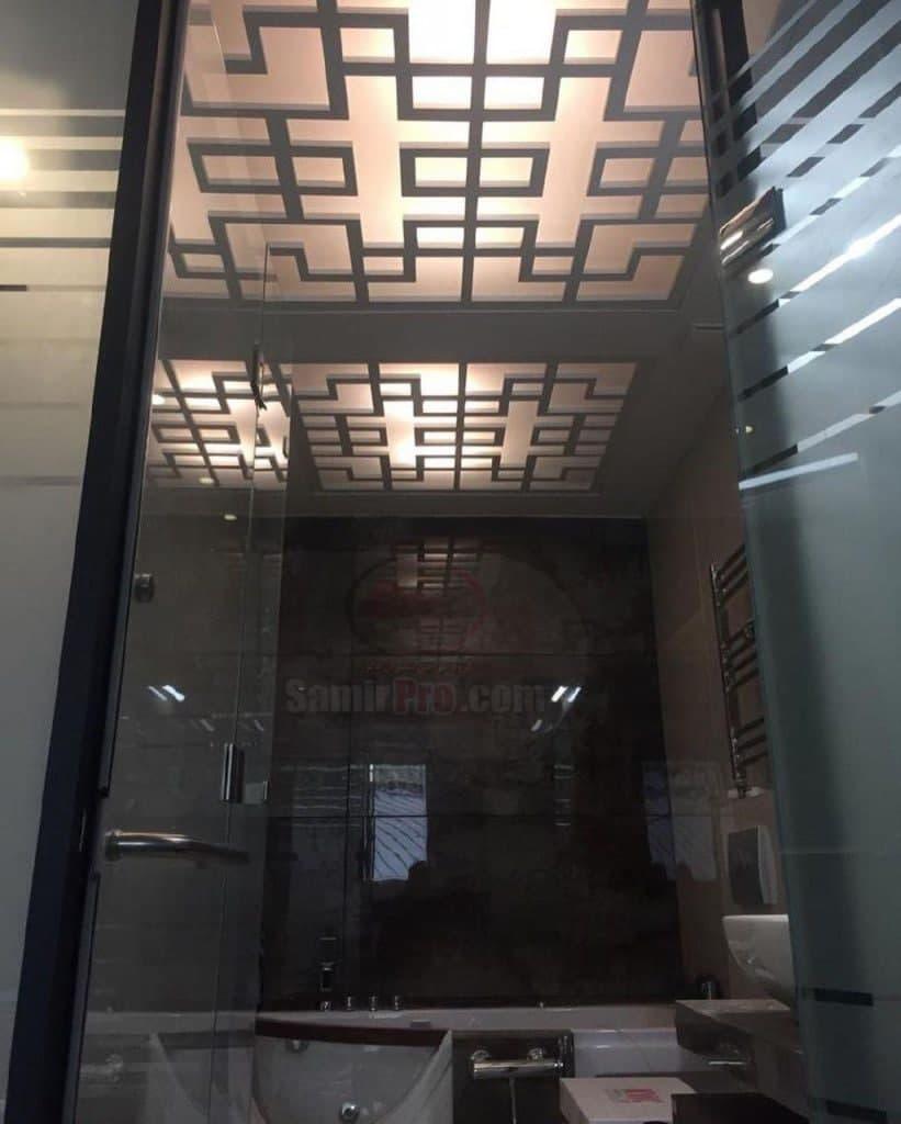سقف طلقی حمام و سرویس