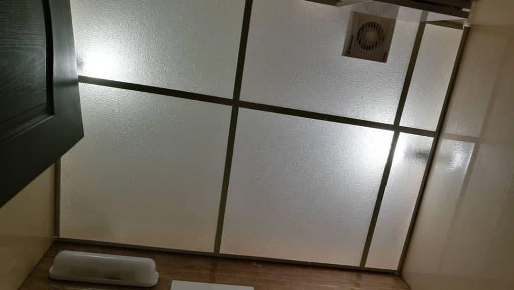 مدل سقف کاذب حمام