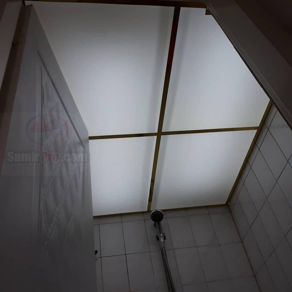 سقف کاذب ساده