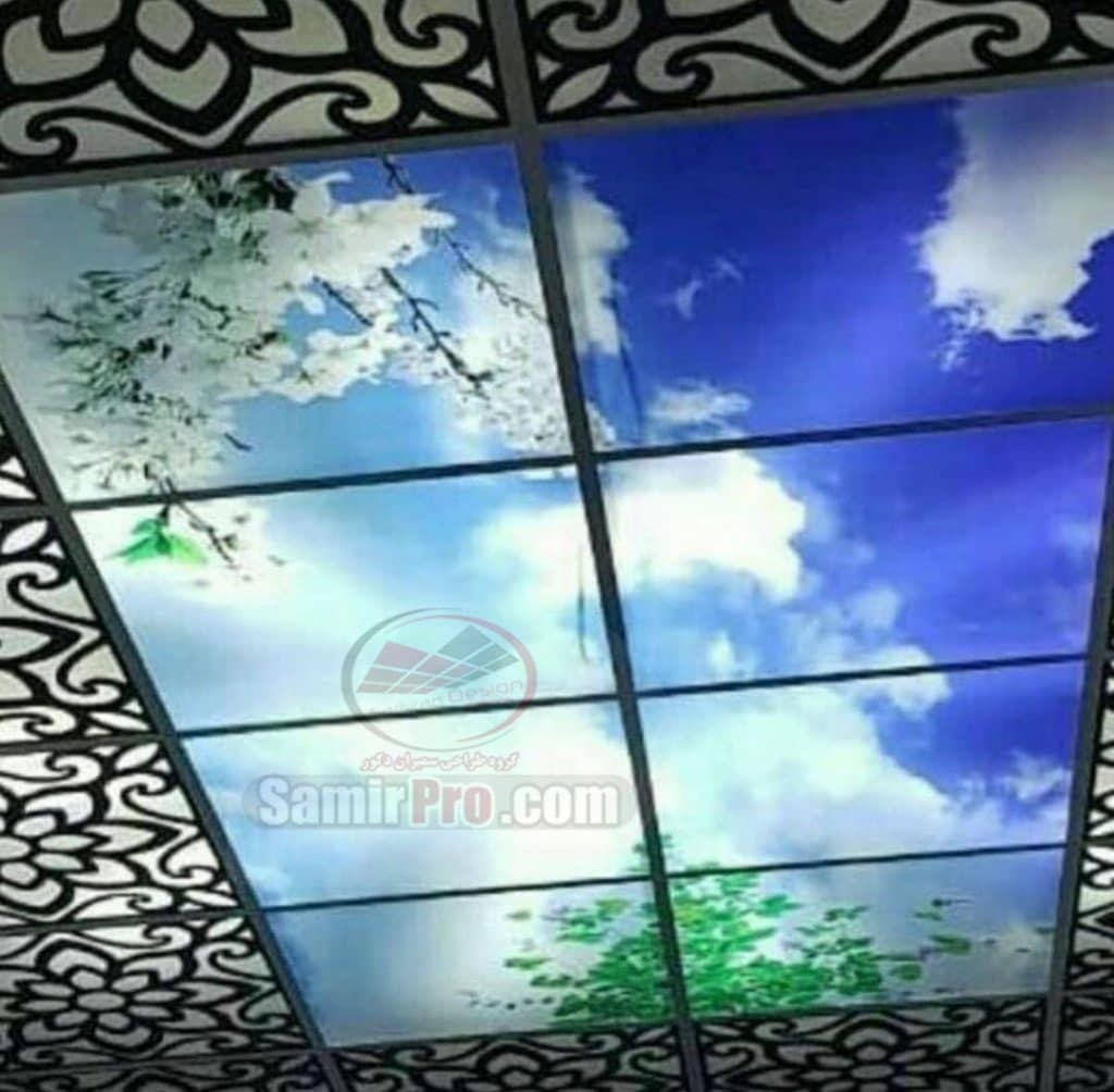 فروش سقف طلقی چاپی