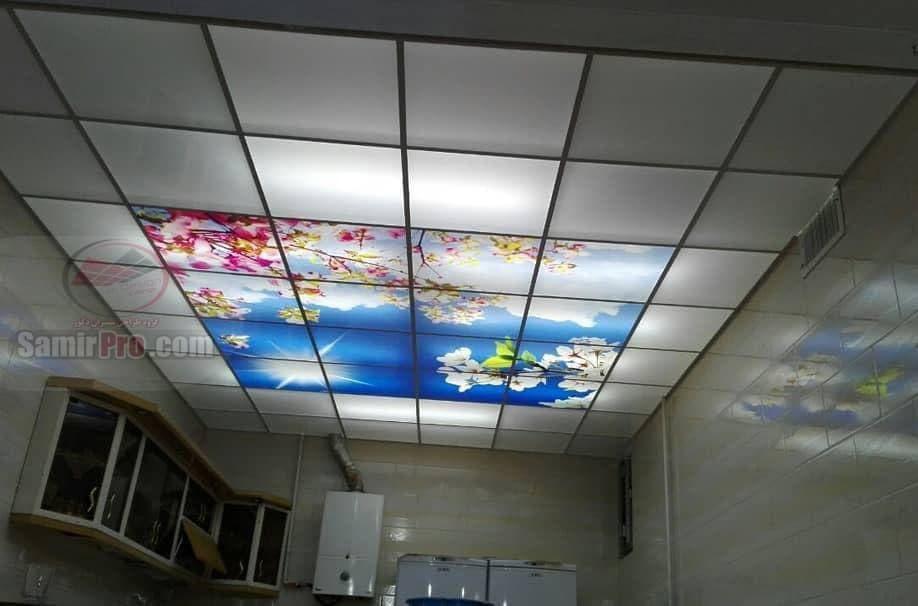 سقف پلکسی گلس