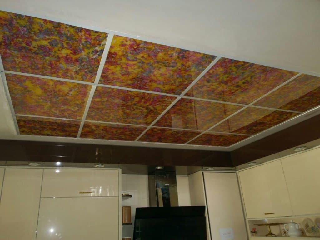 قیمت سقف کاذب آشپزخانه
