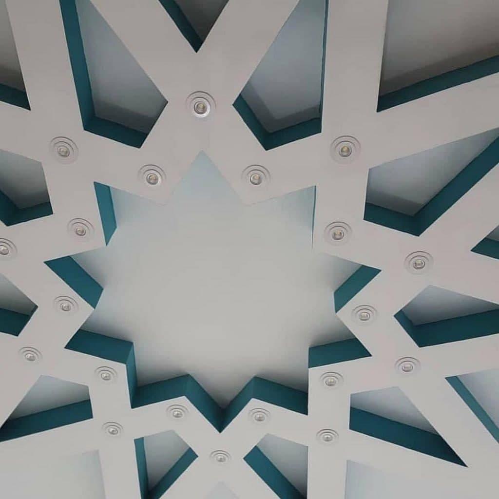 کناف سقف مدل جدید