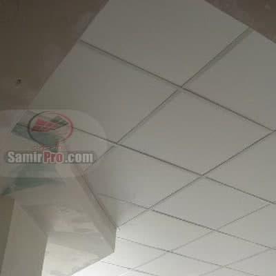قیمت اجرای سقف 60در60
