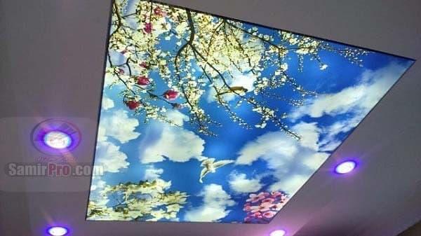 طرح آسمان مجازی