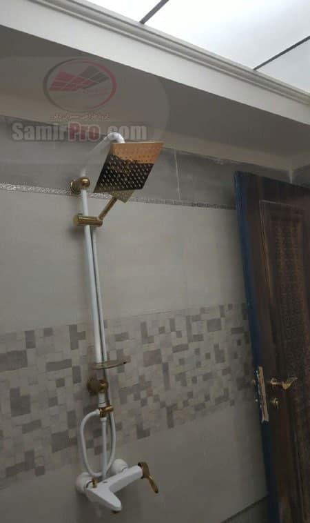 سقف طلقی برای حمام