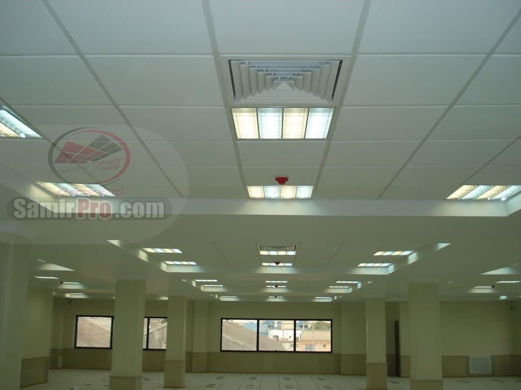 اجرای سقف کاذب 60در60