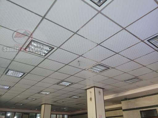نصاب سقف کاذب