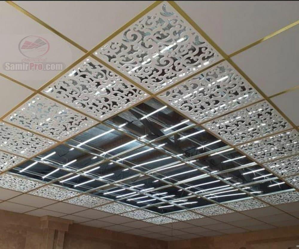 سقف معرق سی ان سی