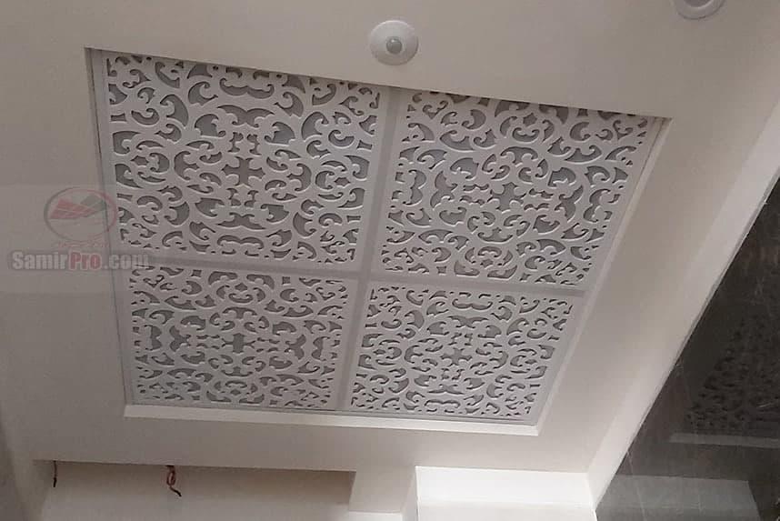 طرح سقف معرق