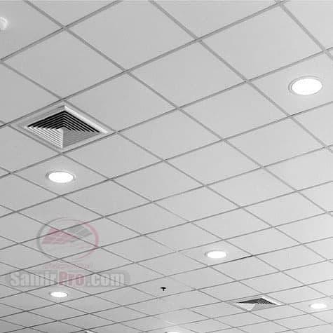 سقف کاذب گچ برگ
