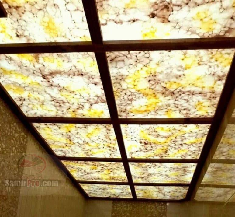 سقف کاذب پلکسی