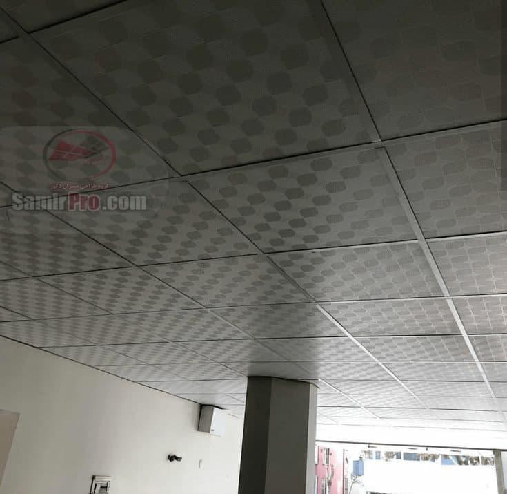 اجرای جدید سقف کاذب pvc